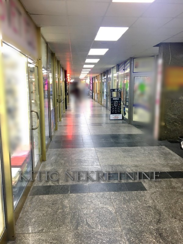 STROGI CENTAR – Podzemni prolaz [123]